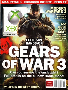 august oxm cover