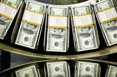 crowdfunding money machine